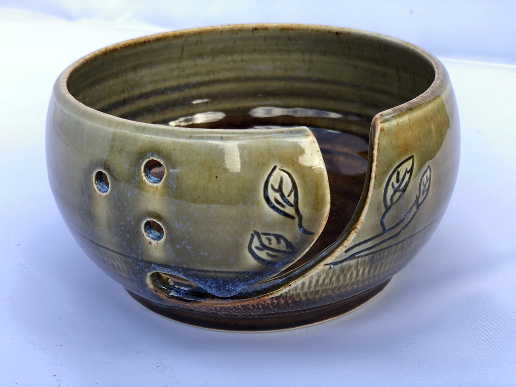 Fraser Langford Ceramic Yarn Bowl