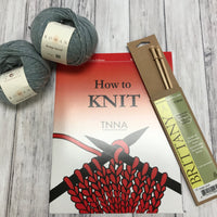 Learn to Knit Kit - Basic Edition