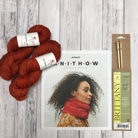 Learn to Knit Kit - Luxury Edition