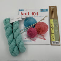 Learn to Knit Kit - Teen Edition