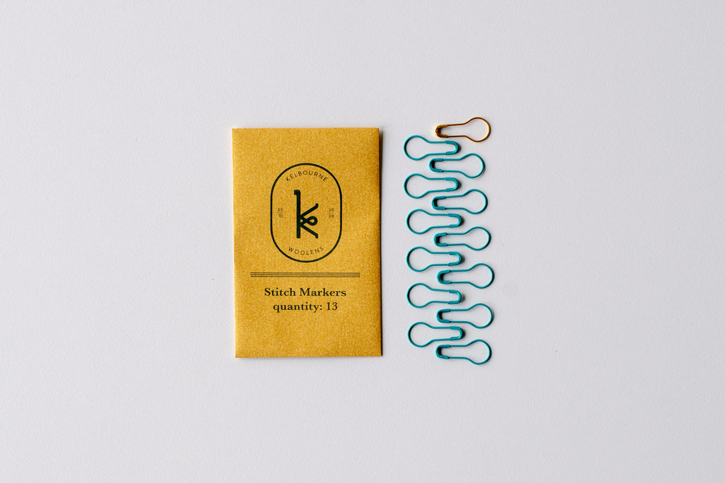 Kelbourne Metal Removable Stitch Markers