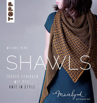 Shawls : Knit in Style by Melanie Berg