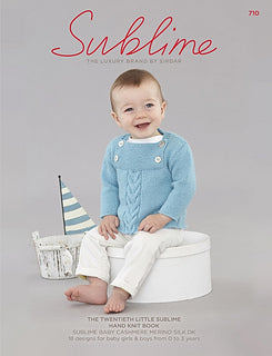 Twentieth Little Sublime HandKnit Book