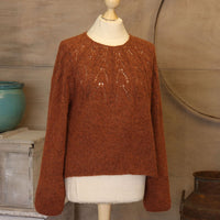 The Fibre Co. Cirro Patera Pullover