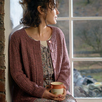The Fibre Co. Lore Hodgsons Joy Cardigan (PDF Download)