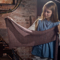 The Fibre Co. Foundations: Meadow - Textured Shawl