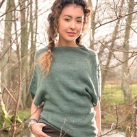 The Fibre Co. Meadow Tsumuzikaze Pullover (PDF Download)