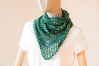 Kashmir Mono Kashimi Shawl Kit by Urth Yarns