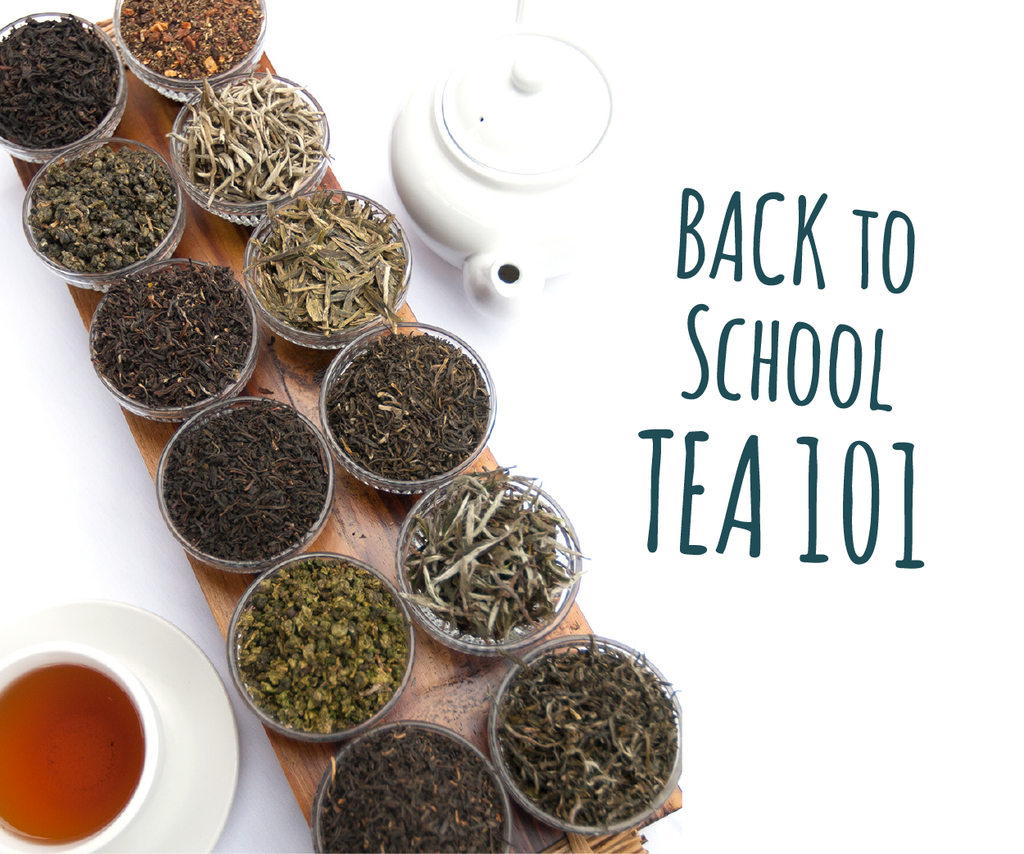 Time to go Back to Tea School?