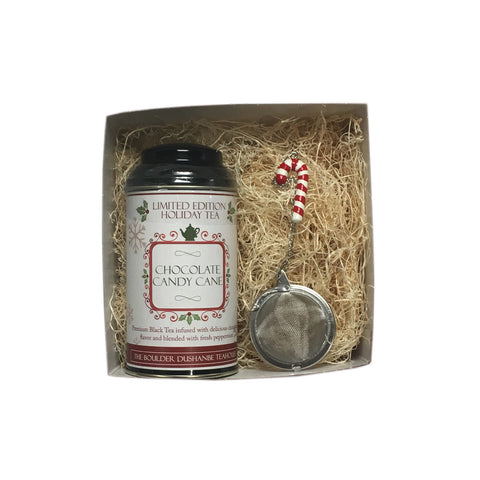 Holiday Tea Gift Set - Chocolate Candy Cane™