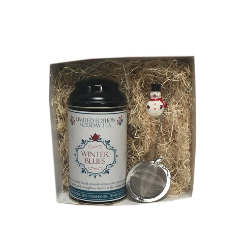 Holiday Tea Gift Set - Winter Blues Away™