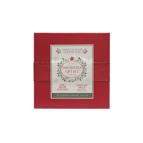 Holiday Tea Gift Set - Winter Spice™