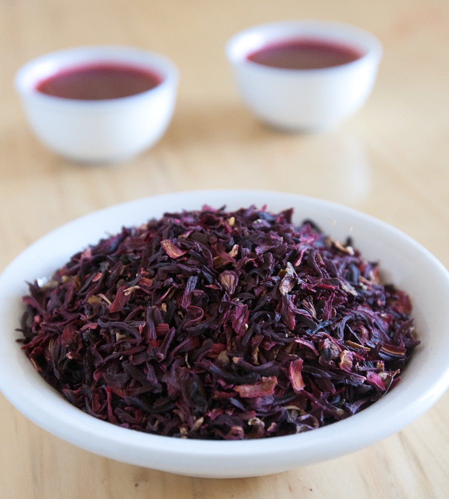 Hibiscus Flowers is an herbal brew that comes straight from the Hibiscus Sabdariffa flower, creating deep color and flavor.