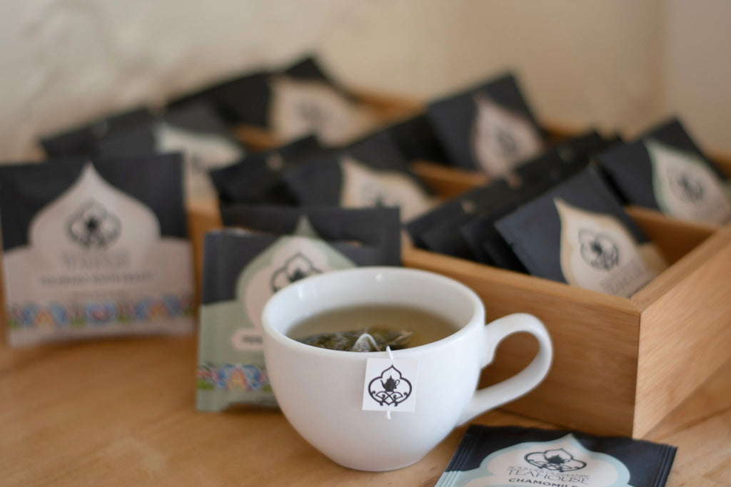 Individually Wrapped Tea Sachets