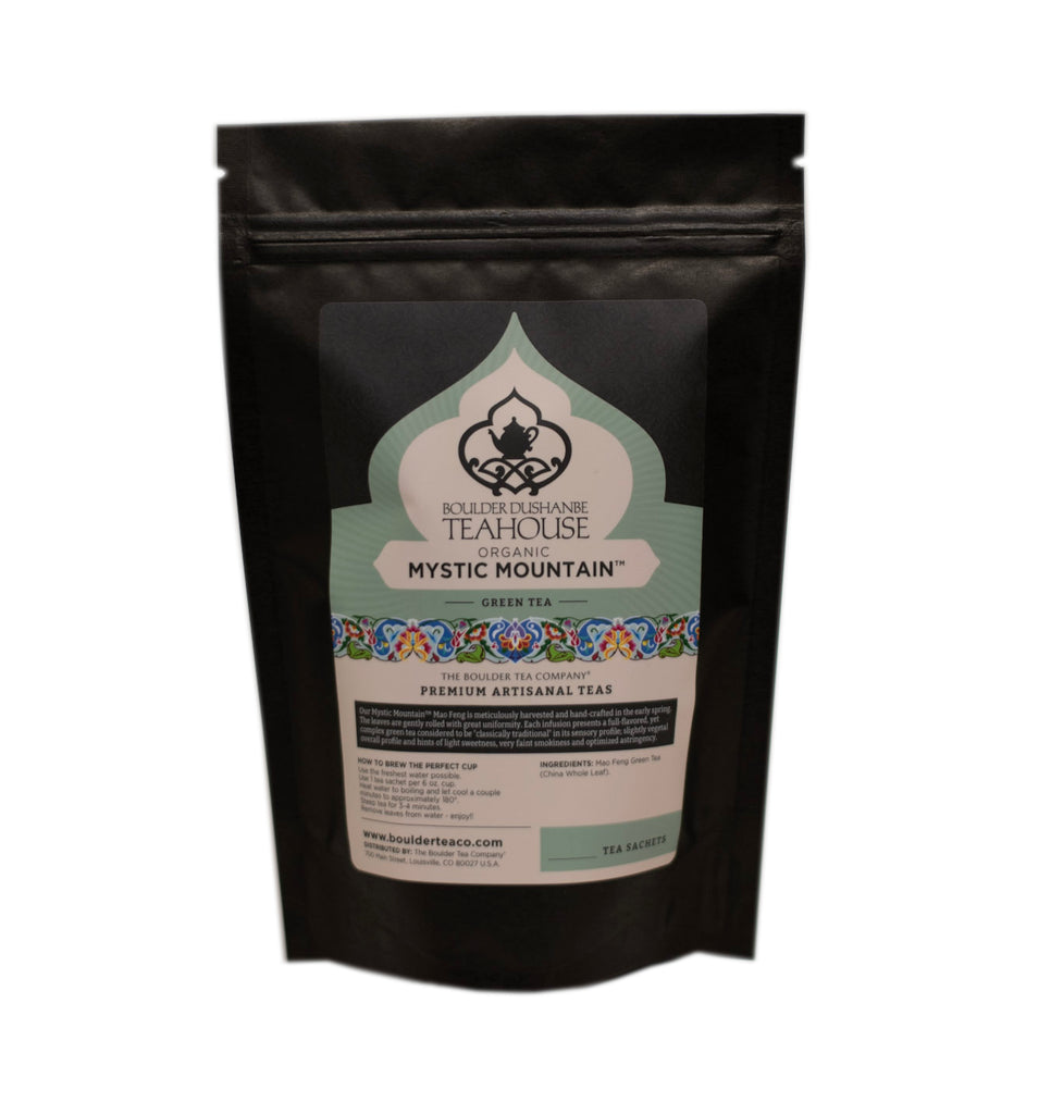 Mystic Mountain™ Green Tea - Organic