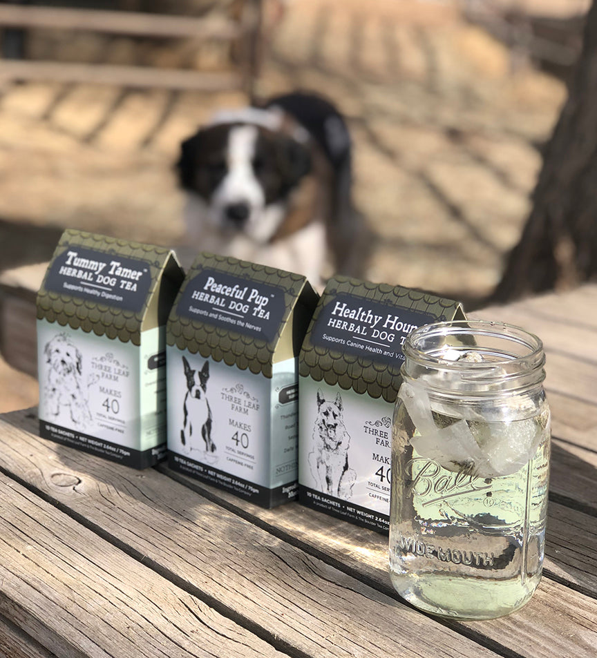 Herbal Dog Tea - Organic Healthy Hound™