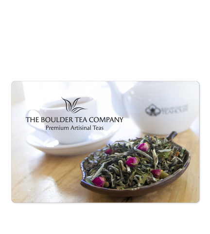 Boulder Tea Company e-Card