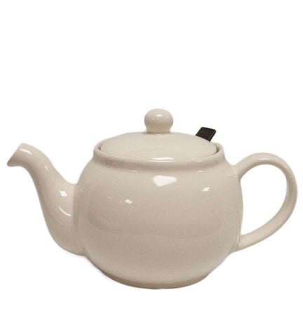 Chatsford Teapot - Cream 24 oz