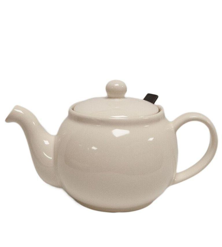Chatsford Teapot - Cream 12 oz