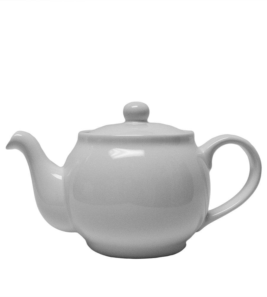 Chatsford Teapot - White 24 oz