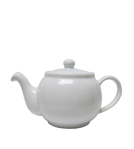Chatsford Teapot - White 12 oz