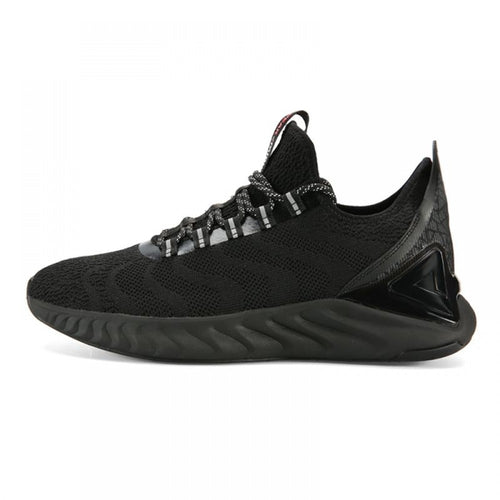 Peak TAICHI 1.0 Mens Smart Running Shoes - Black