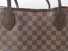 Load image into Gallery viewer, Preloved Louis Vuitton Neverfull GM Damier Ebene