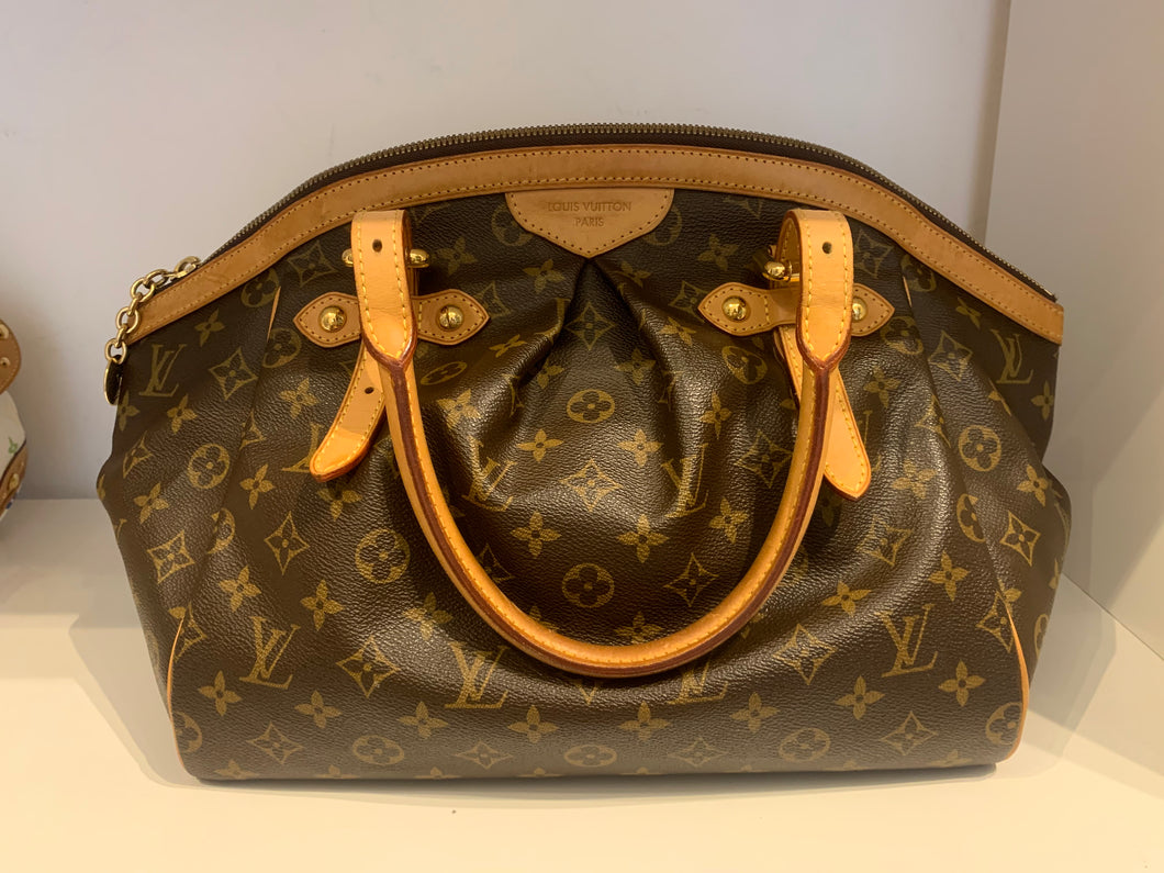 Louis Vuitton Tivoli GM Preloved