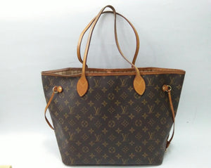 Preloved Louis Vuitton Neverfull MM 2009