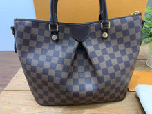 Load image into Gallery viewer, Louis Vuitton Siena MM Damier Ebene
