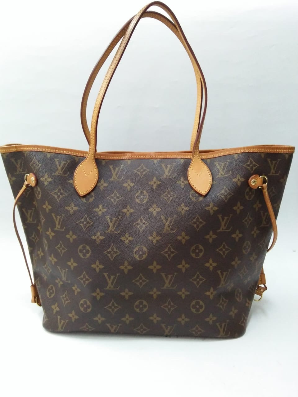 Preloved Louis Vuitton Neverfull MM Monogram