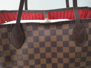 Preloved Louis Vuitton Neverfull GM Damier Ebene