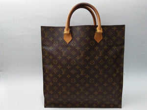 Preloved Louis Vuitton SAC Plat Monogram