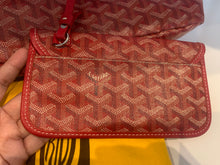 Load image into Gallery viewer, GOYARD-ST-LOUIS-PM-SPECIAL-COLOR-RED