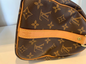 Louis Vuitton Bandouliere 25 Mono Preloved