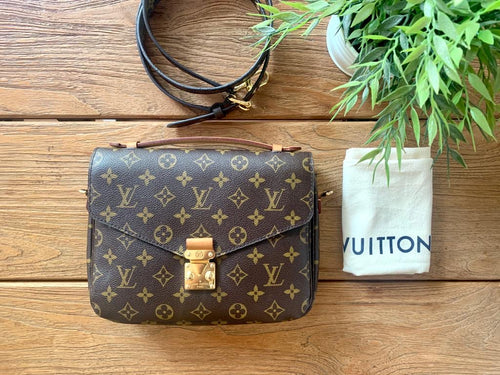 Preloved Louis Vuitton Metis
