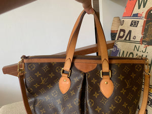 Louis Vuitton Palermo PM Preloved