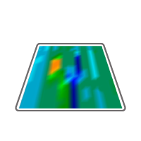 Professional detector operating mode Live Scan