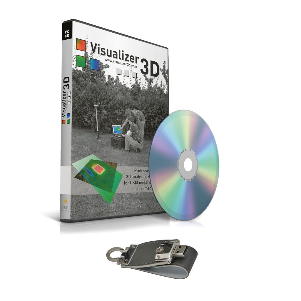 OKM Visualizer 3D Software
