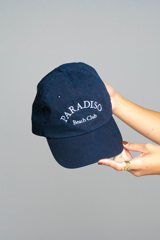 Load image into Gallery viewer, Paradiso Cap - Navy