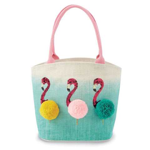 Flamingo Sequin Bags