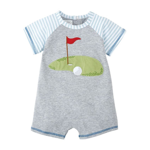 Golf Raglan Shortall