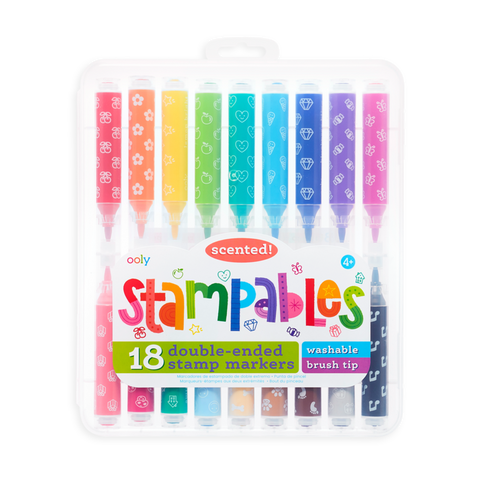 Stampables Double Ended Scented Markers