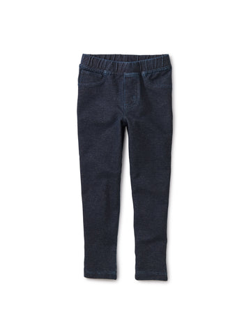Denim-Like Adventure Pants- Indigo