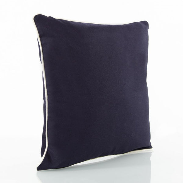 Pillow with Insert 16x16- Navy