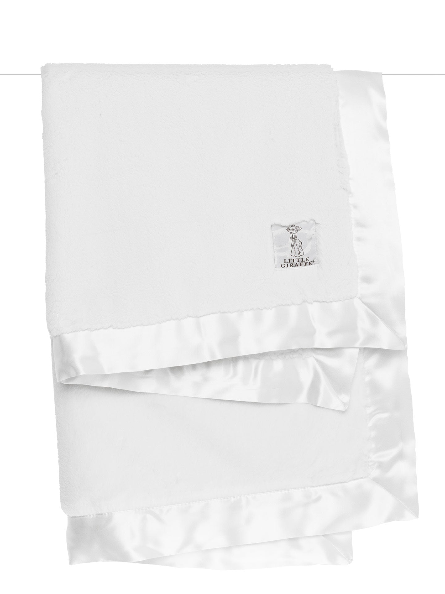 Luxe Blanket-  White