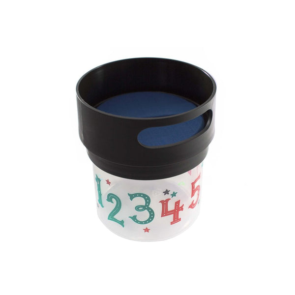 Black Munchie Mug 12 ounce