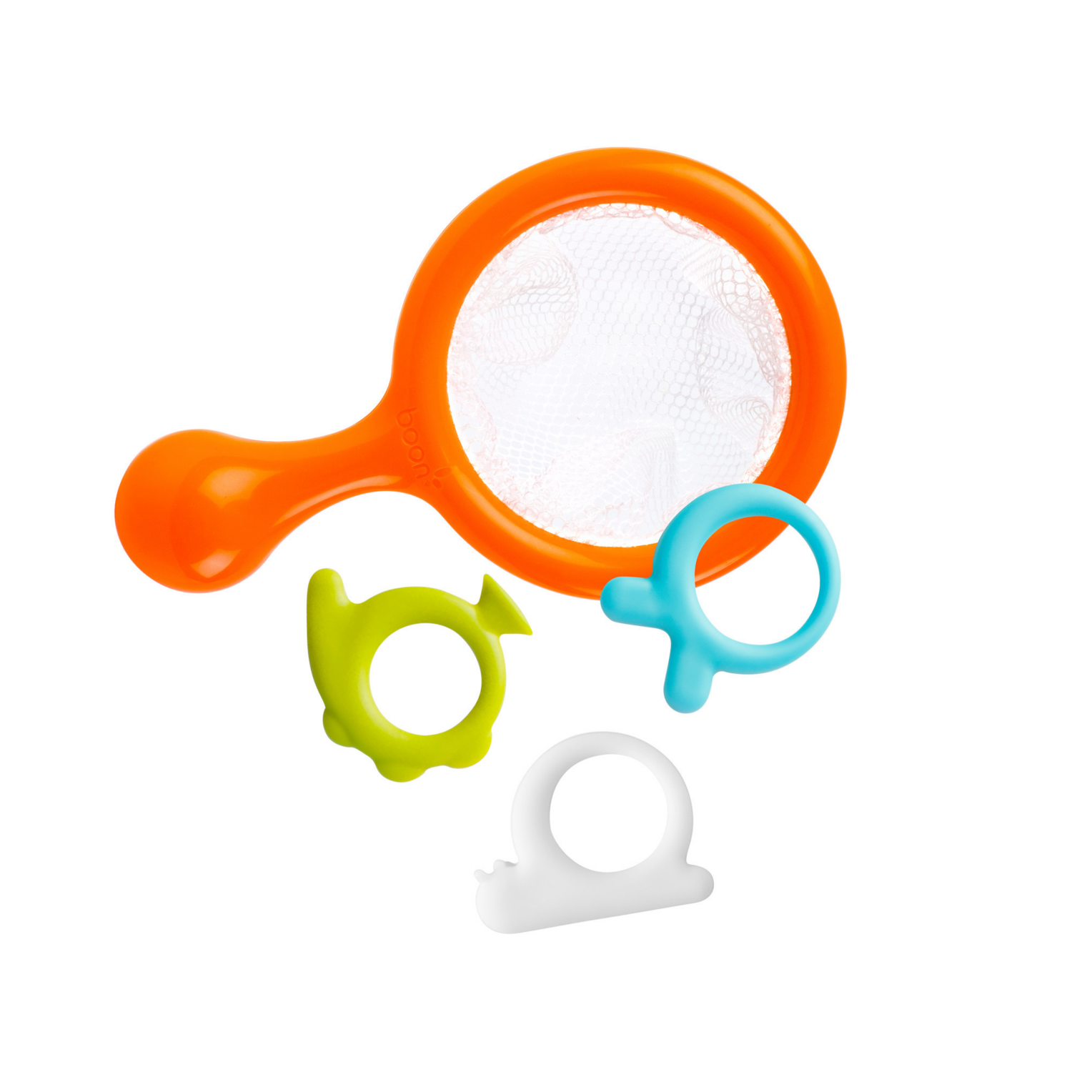 Water Bugs Bath Toy- Orange