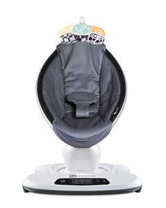 Mamaroo Infant Seat - Dark Grey Cool Mesh