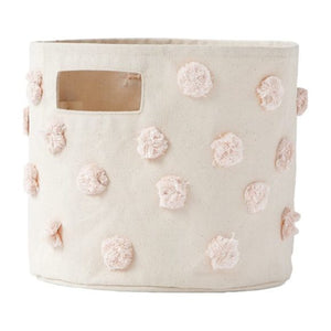 Pint Storage Pom Pom- Blush